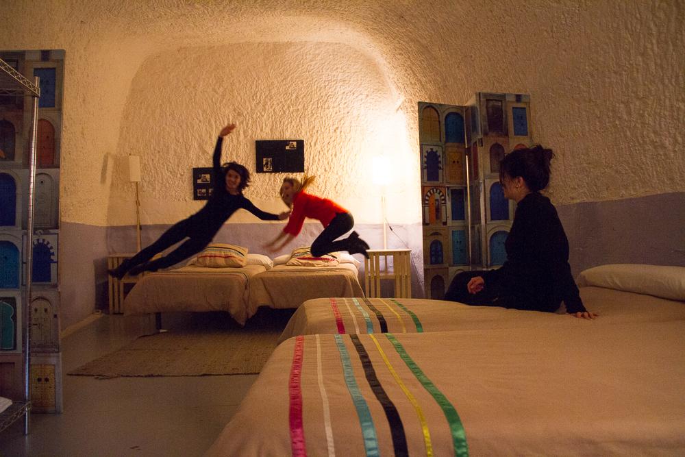 chambre BARDENERAS hotel