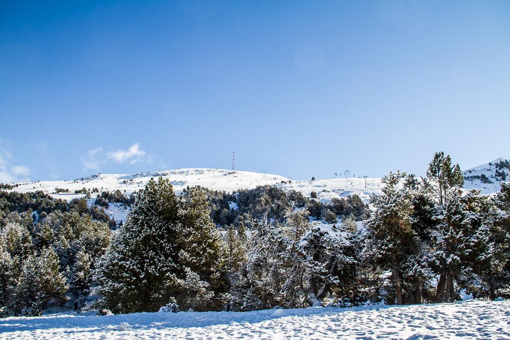 neige andorre