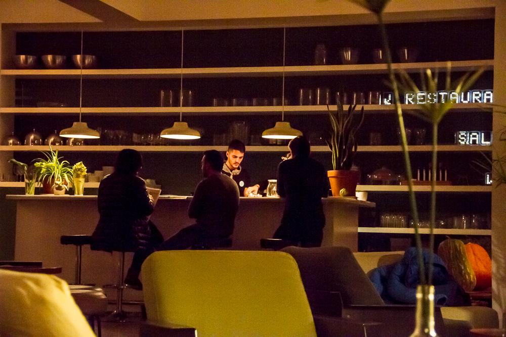 bar hotel bardenas