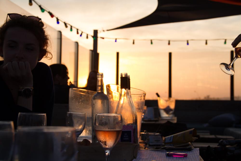 sunset paparazzo plge