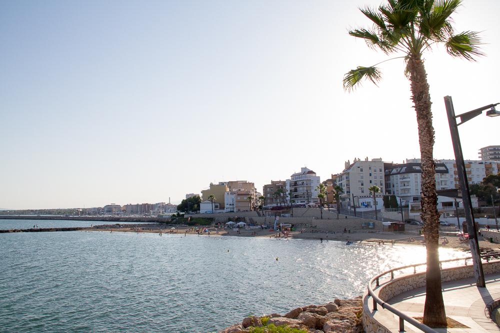 Playa Avellanes L'Ampolla