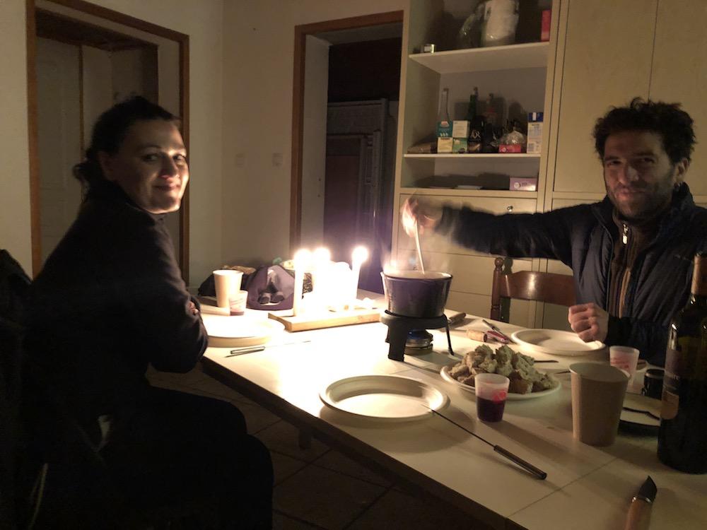 soirée guide fondue ariégeoise