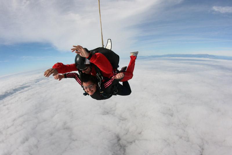 Faire le grand saut à Empuriabrava