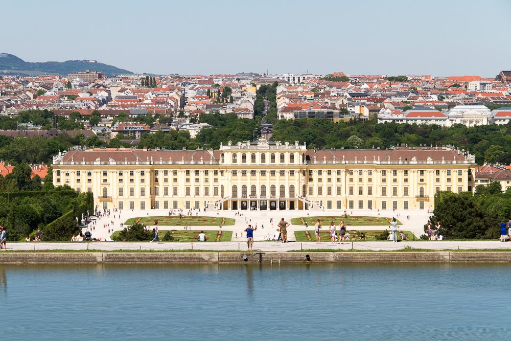 palais Schönbrunn vienne
