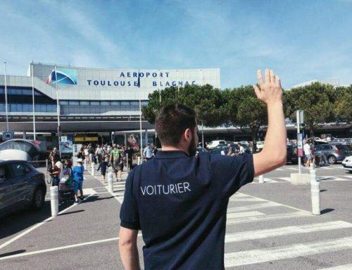 J'ai testé le service Blue Valet à l'aéroport de Toulouse