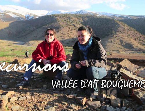 Une semaine dans la vallée d'Aït Bouguemez