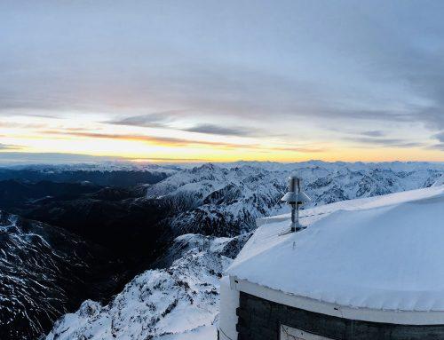 Une nuit au Pic du Midi