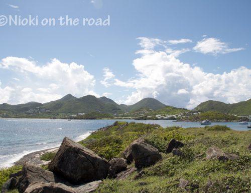 Une journée à l'îlet Pinel, Saint-Martin