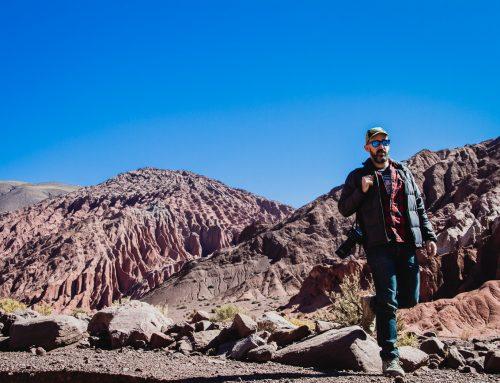 Chili, Canyon des cactus et Rainbow Valley – Désert d'Atacama